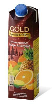 GOLD Winterzauber